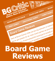 Board Game Reviews