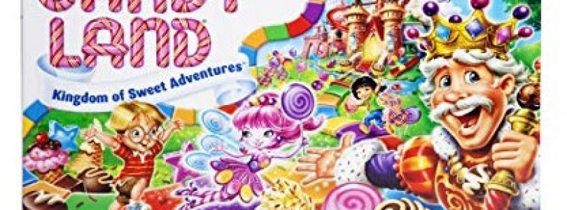 Candy Land Board Game Coming To The Big Screeens