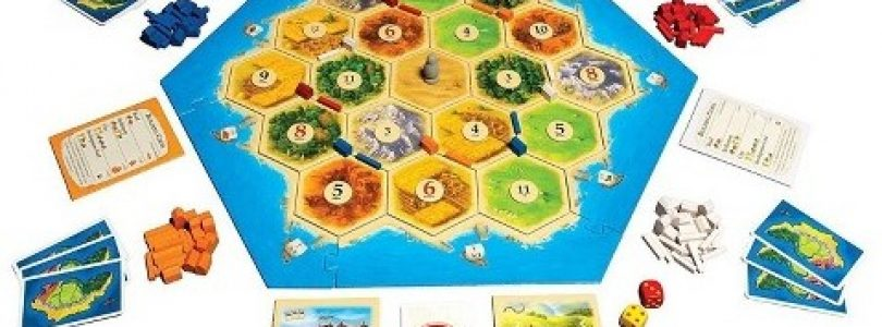 Settlers of Catan Board Game Reviews