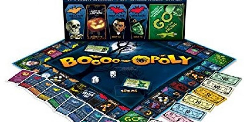 Our Top 4 Picks For Halloween Board Games
