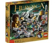 Build Your Own Board Game With Lego's Heroica Series