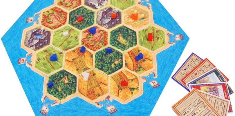 Settlers Of Catan Coming To Mobile Android