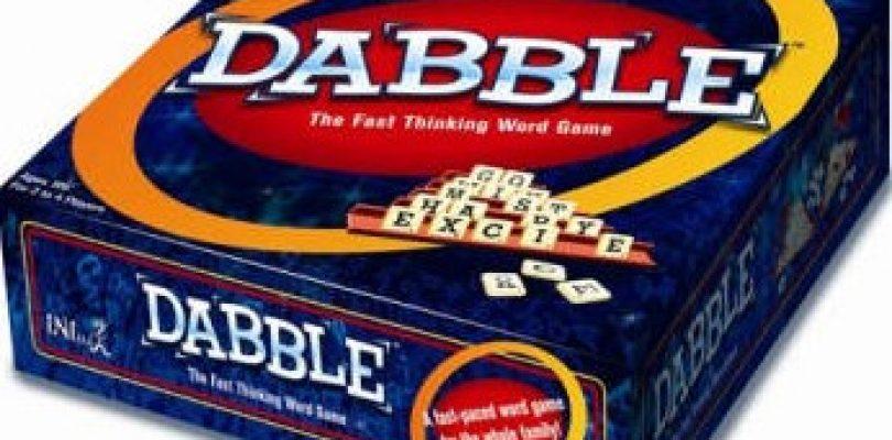 Dabble Board Game