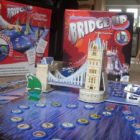 The London Based Bridge Up Board Game