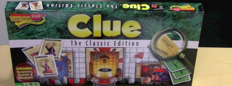 Classic Clue Board Game Reviews
